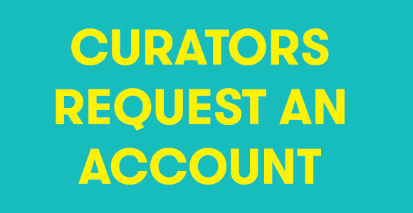 for curators