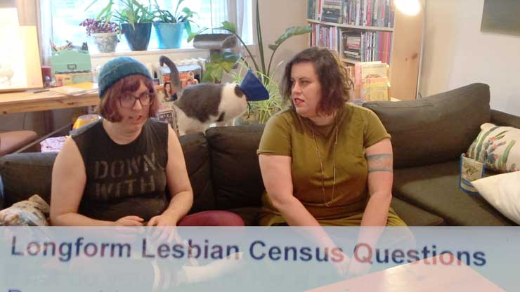 The Longform Lesbian Census