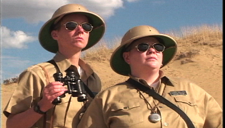 Lesbian National Parks and Services: A Force of Nature