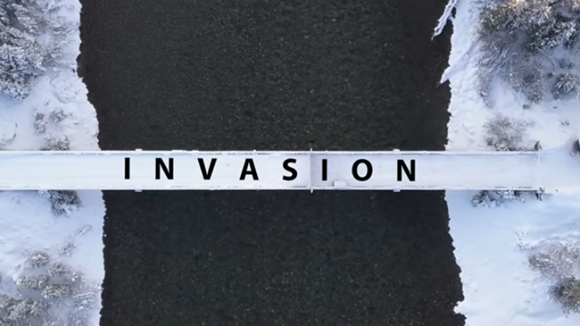 Still from, Invasion | Unist'ot'en, | 18:19 | 2019​